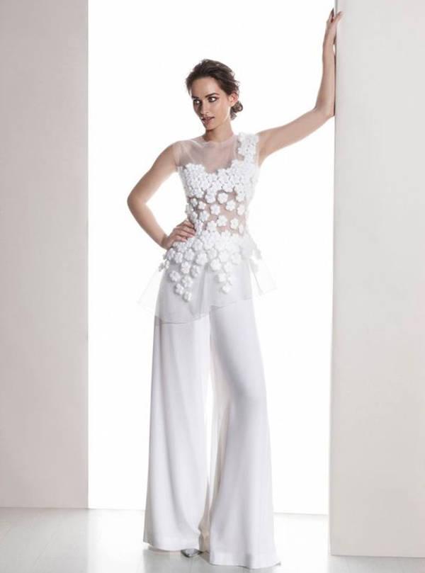 Najciekawsze trendy w modzie ślubnej